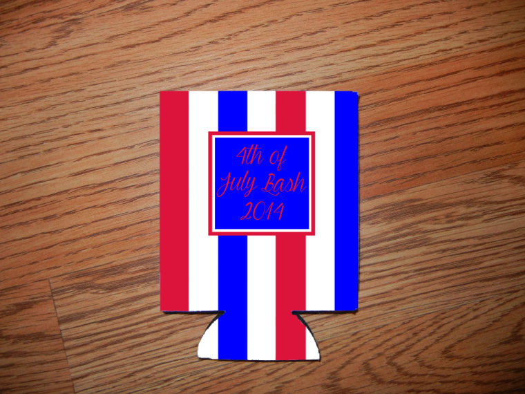 4th of July Koozies